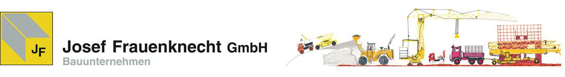 Josef Frauenknecht GmbH Logo